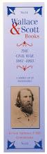 Photo: Wallace & Scott - Civil War bookmark series 14. Ambrose P. Hill