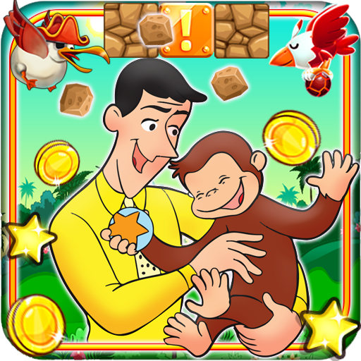 Curious Jungle George : Monkey Adventure