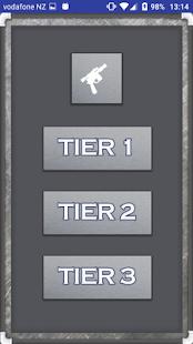 IA: Character Tracker - náhled