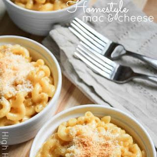 Homestyle Mac and Cheese