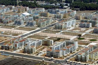 Photo: The Athens Olympic Village - Under Construction - Υπό κατασκευή 2