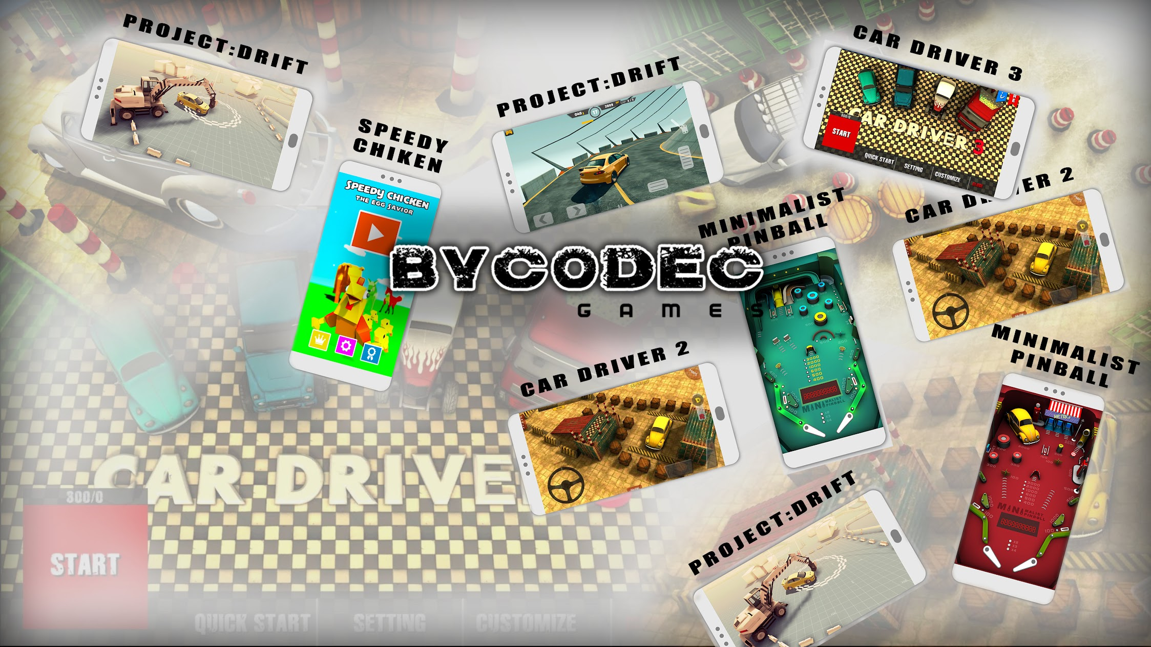 BYCODEC GAMES