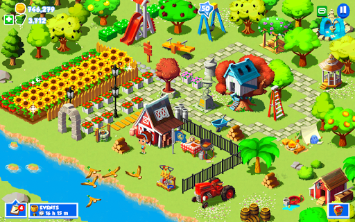 Green Farm 3 screenshot 6
