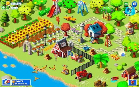 Green Farm 3 Mod Apk 6