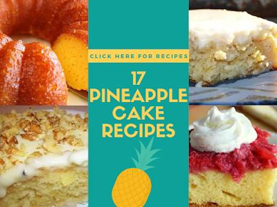 17 Pineapple Cake Recipes