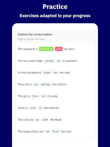 Wlingua - English Language Course 4.0.3 screenshots 16