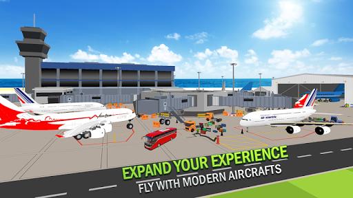 Airline Real New Flight Simulator