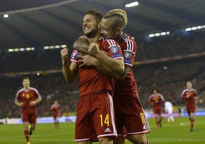 Remportez deux tickets pour Belgique - Espagne