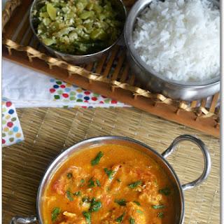 Muttai Kuzhambu(Egg Drop Curry) - Ingredients