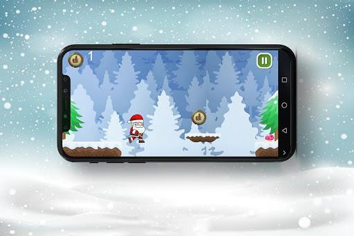 Code Triche New Sunta Run Christmas 2019 APK MOD (Astuce) screenshots 4