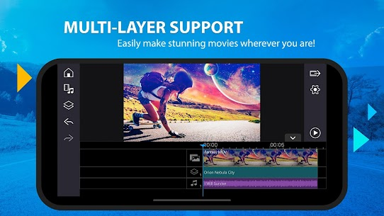 PowerDirector Mod Apk – Video Editor App, Best Video Maker 1