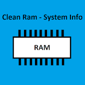Ram Clean - System Info