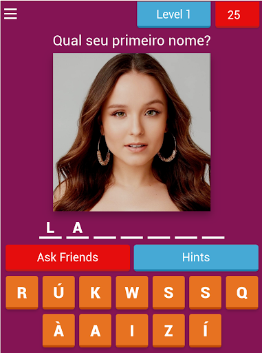 Larissa Manoela: QUIZ 2020 android2mod screenshots 1