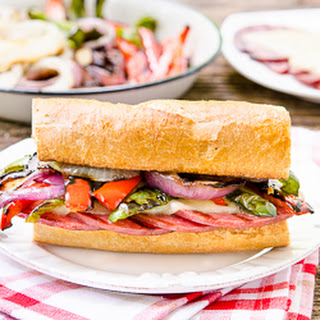 Salami Sandwich Grilled Recipes.
