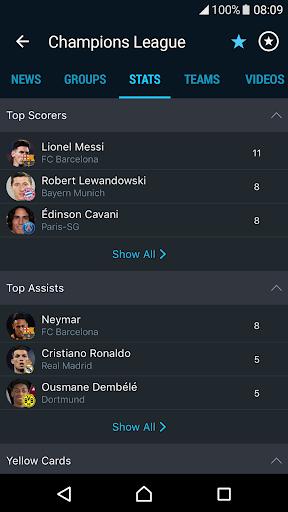 365Scores - Sports Scores Live screenshot 7