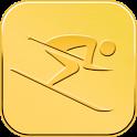 Ski Tracker Gold Edition icon