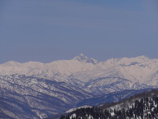 剱岳と立山