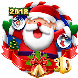 3D Merry Christmas Theme Apk Download Free for PC, smart TV
