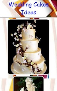 Wedding Cakes Ideas - náhled