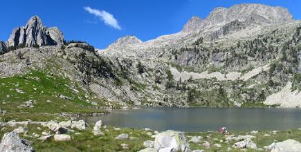 Photo: Vall d'Estós:  estany Gran de Batisielles