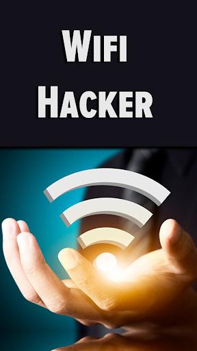 Wifiのハッカーの悪ふざけ