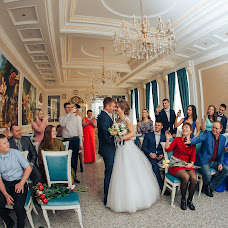 Wedding photographer Andrey Kozyakov (matadorOmsk). Photo of 02.01.2018