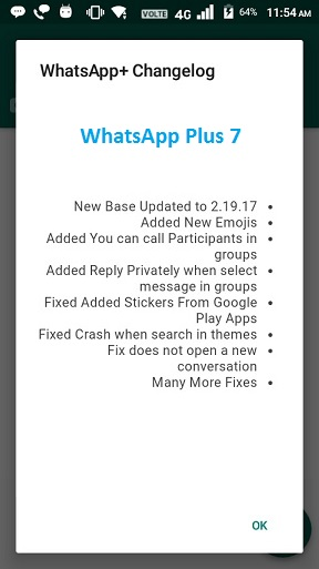 Download and Install WhatsApp Plus APK