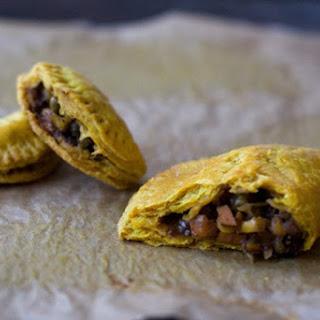 Jamaican Veggie Patties Recipe