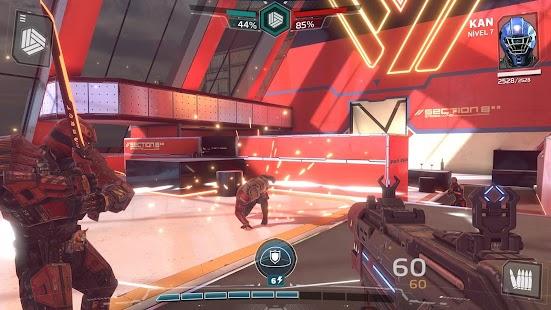Modern Combat Versus screenshot