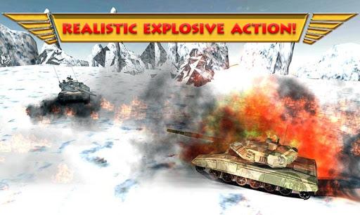 玩動作App|第二次世界大战: 坦克战斗 3D免費|APP試玩