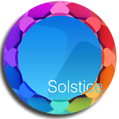 Solstice - icon Pack HD