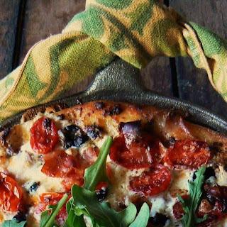 Pesto PLT Skillet Pizza