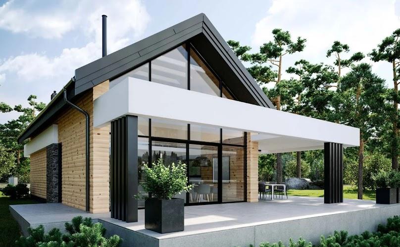 Projekt domu Koncept-66 A