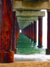 Photo: NOAA Field Research Pier Outer Banks N. Carolina