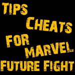 Cheats For MARVEL Future Fight icon