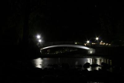 Ponte illuminato di NeJi