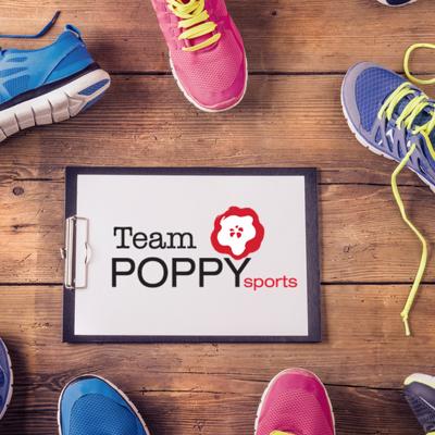 Team Poppy all the way