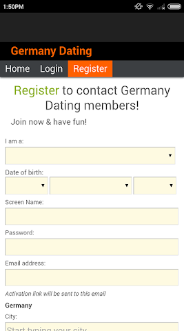 best germany dating apps Edarlingde is the best online dating site in germany if you are 35+ years old (if you are in your 20s or early 30s, continue on to the #2 site below) free – take personality test, create a profile, upload photos premium – see all photos, unlimited communication, view profile visitors, use the mobile app premium plus.