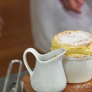Vanilla Souffle.