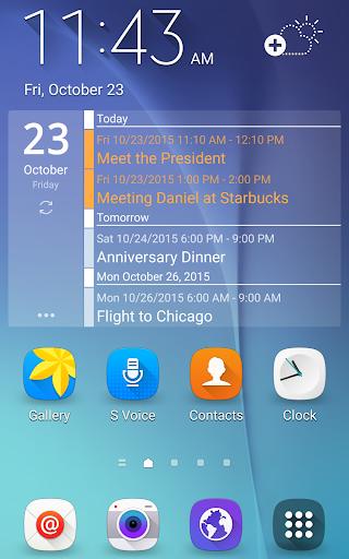 Clean Calendar Widget Pro  screenshots 9