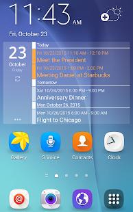 Clean Calendar Widget Pro Screenshot 9