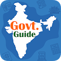 Govt Guide - Pan Card, Aadhaar Card, Passport Seva icon