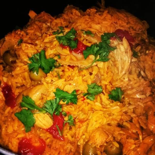 Shredded Chicken & Rice Recipe