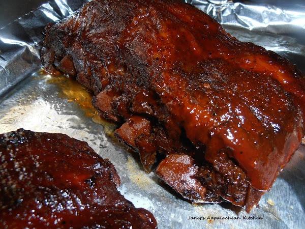 Crock Pot Bbq Pork Back Ribs Recipe