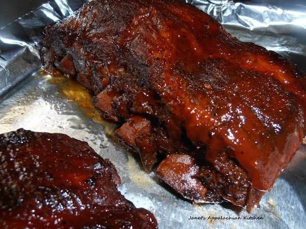 Crock Pot Bbq Pork Back Ribs