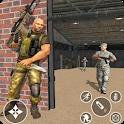 Commando Adventure Shooting: New Shooting Games icon
