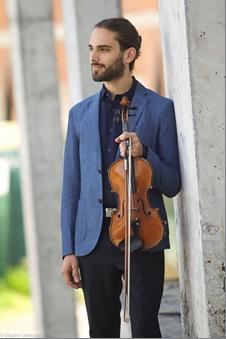 David Bester is an acclaimed classical violinist who lectures at Nelson Mandela University