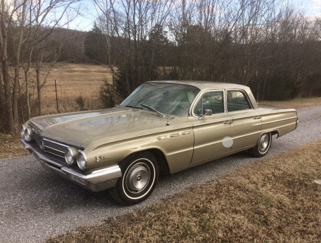 1962 Buick LeSabre in Nashville Hire Lebanon