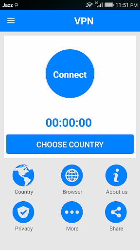 VPN Hotspot Proxy– Free Unlimited Unblock Proxy ss3