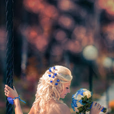 Wedding photographer Aleksandr Ovcharov (alex46). Photo of 19.10.2014